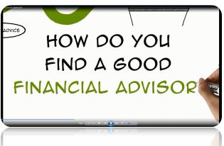 Choosing an Advisor