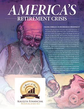 America's Retirement Crisis