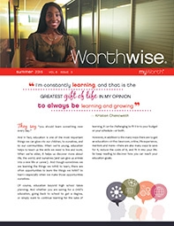 Summer 2016 Worthwise Issue For Women