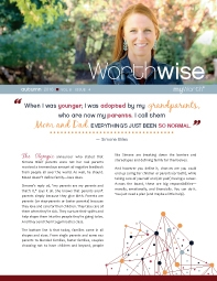Autumn 2016 Worthwise Issue For Women