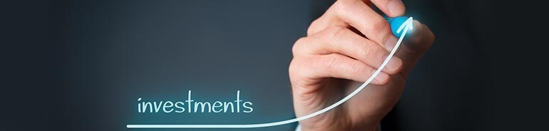 Investment management involves managing securities and real estate