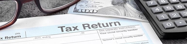 tax planniing analyzes finances from a tax perspective
