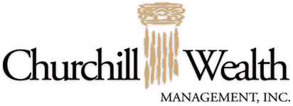 Churchill Wealth Management Logo