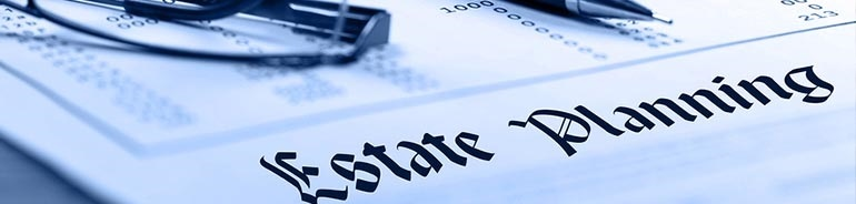 Estate Planning helps reduce the costs associated with dying