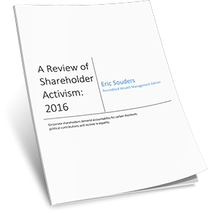 A Review of Shareholder Activism