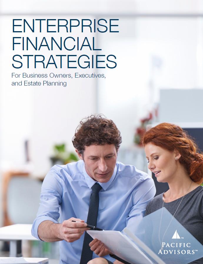 ENTERPRISE FINANCIAL STRATEGIES Cover