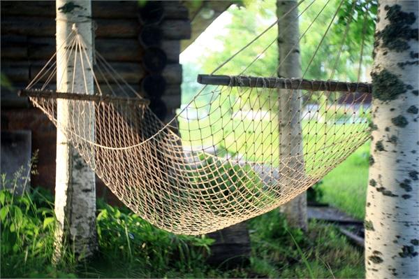 Relaxing in Retirement
