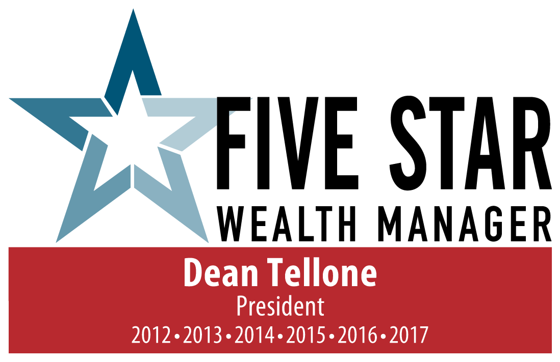 Five Star Wealth Manager - Dean Tellone 2017