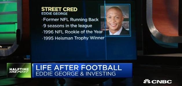 FFEC's Eddie George on CNBC