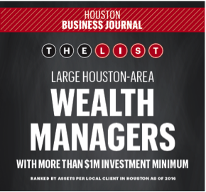 2016 Largest Money Management Firms in Houston