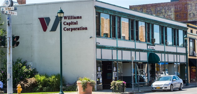 Welcome To Williams Capital Corporation