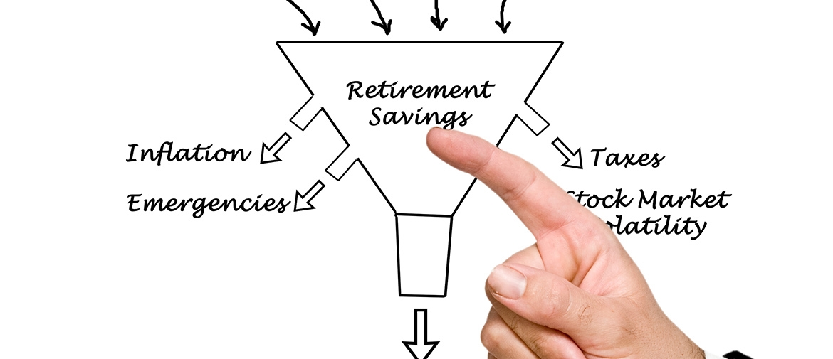 Understanding income streams during retirement.