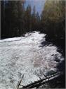 the falls of Ireland Creek