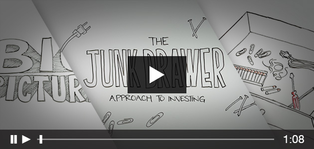 The Junk Drawer Approach to Investing
