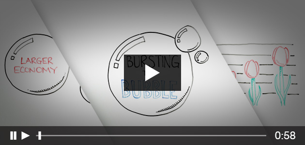 Bursting the Bubble