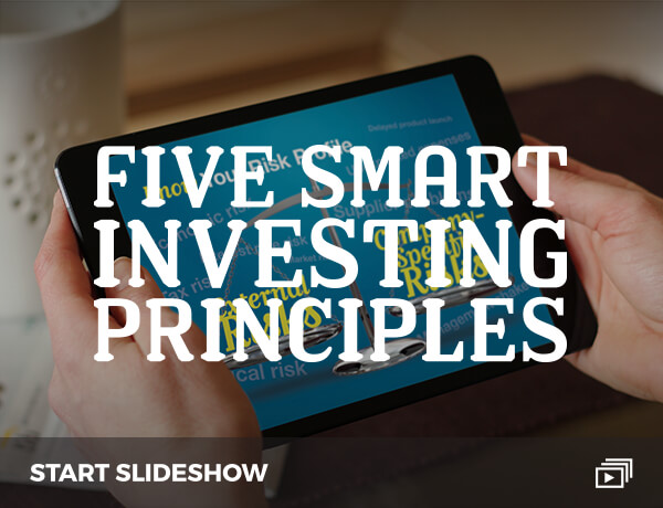 5 Smart Investing Principles