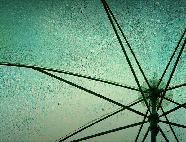 Keep Your Umbrella Handy