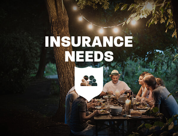 Insurance Needs Assessment: Married With Children
