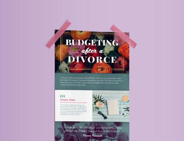 Budgeting After a Divorce